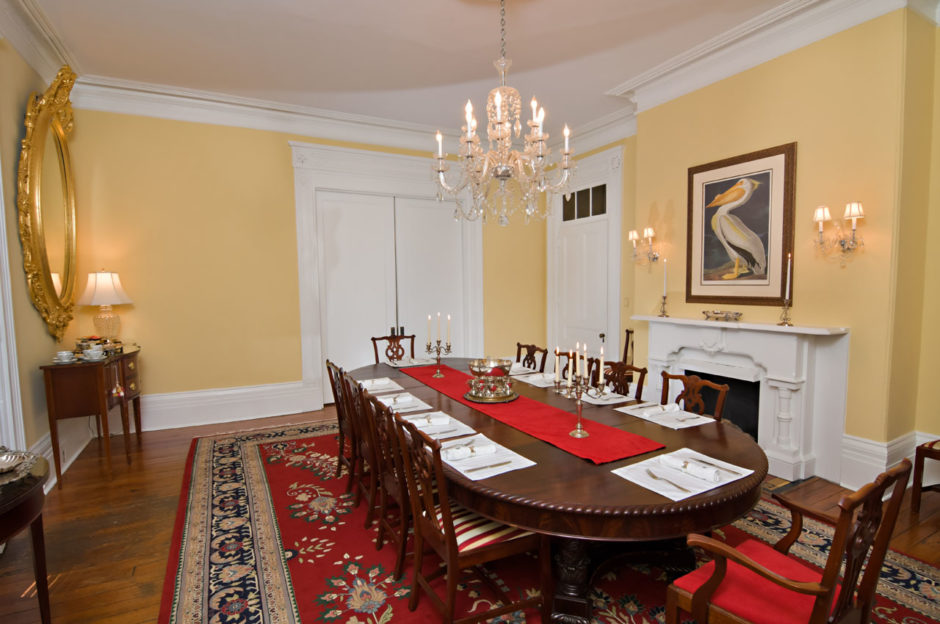 Governors House Dining Room
